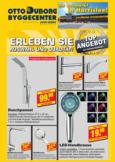 Sanitär-Angebote im Otto Duborg-Byggecenter 2018