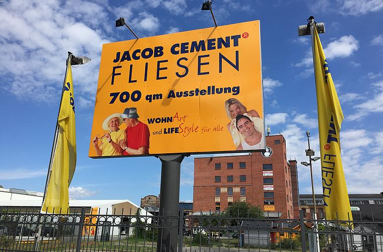 JACOB CEMENT FLIESEN