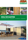 Joda - Holz im Garten 2018