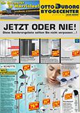Sanitär-Angebote im Otto-Duborg-Byggecenter